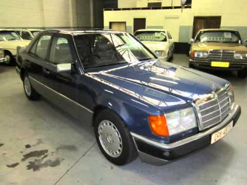 1993 mercedes benz 260 e auto auto for sale on auto for Mercedes benz south africa