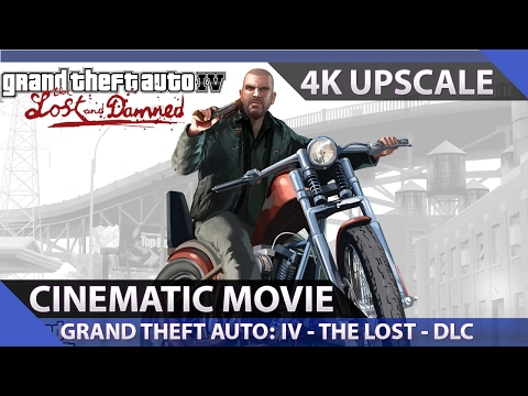 Grand Theft Auto: The Lost and Damned - Cinematic Movie (4K UHD)