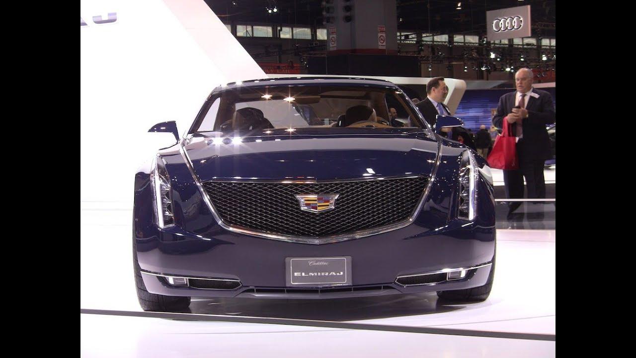Luxury Vehicle: An Insiders Look At The Stunning Cadillac Elmiraj Concept