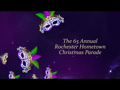 The 2016 Rochester Hometown Christmas Parade