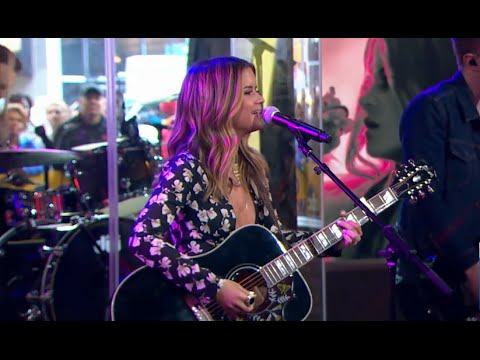 Maren Morris Performs 'My Church' Live On 'GMA'
