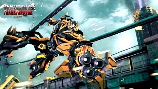 TRANSFORMERS Online 变形金刚 - Official Cinematic Trailer Eng Sub