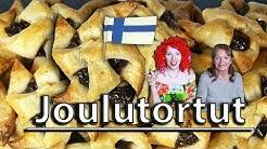 Joulutorttu Recipe ~ Finnish Baking Tutorial ~ Suomen Kieli