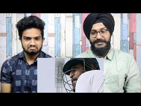 JERSEY Teaser REACTION | Nani, Shraddha Srinath | Gowtam Tinnanuri | Anirudh | Parbrahm&Anurag