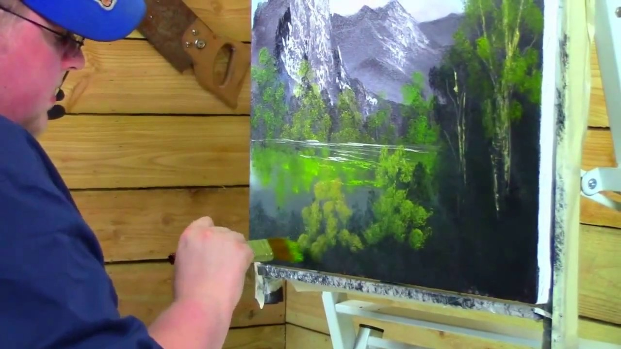 Download Painting Wilth Magic Mountain By The Creek season 2 ep 9