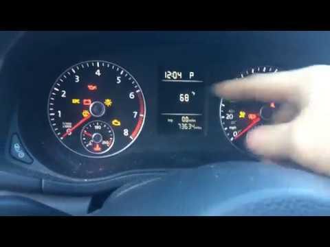 Volkswagen VW 2014 Passat Dead Battery Replacement Dash Lights Blinking No Start Opening Locked Door
