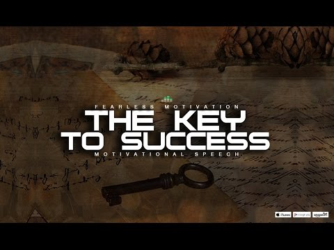 The Key To Success - Motivational Video