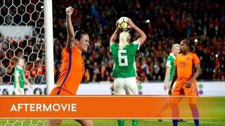 Aftermovie Nederland - Noord-Ierland (6/4/2018)