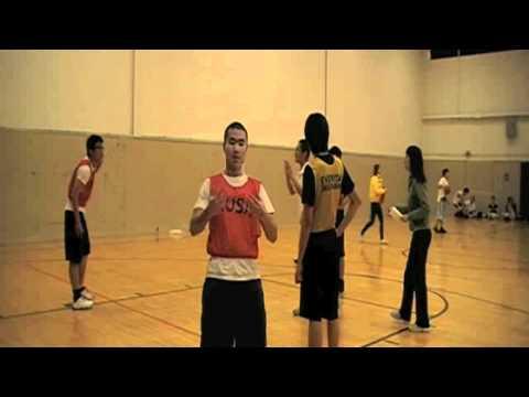 宁静致远 CUSA 1st Basketball Game.mov