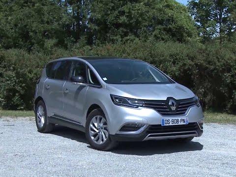 Essai Renault Espace 1.6 dCi 130 Life 2015
