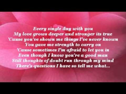 Tamia - This time it's love (with lyrics) HD