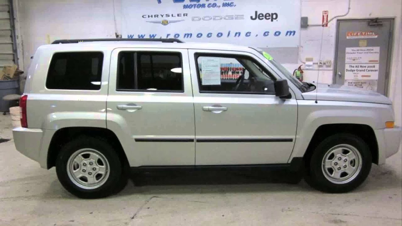 2014 jeep patriot sport - youtube