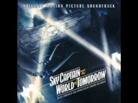 Sky Captain and the WoT Soundtrack: 17. Back to Earth