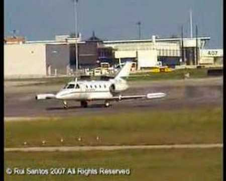 Casa Air Service Aerospatiale SN-601 Corvette 100