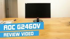 AOC G2460V Gaming Monitor Review