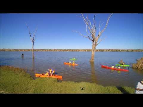 Camping At Murbko, River Murray, South Australia 2017