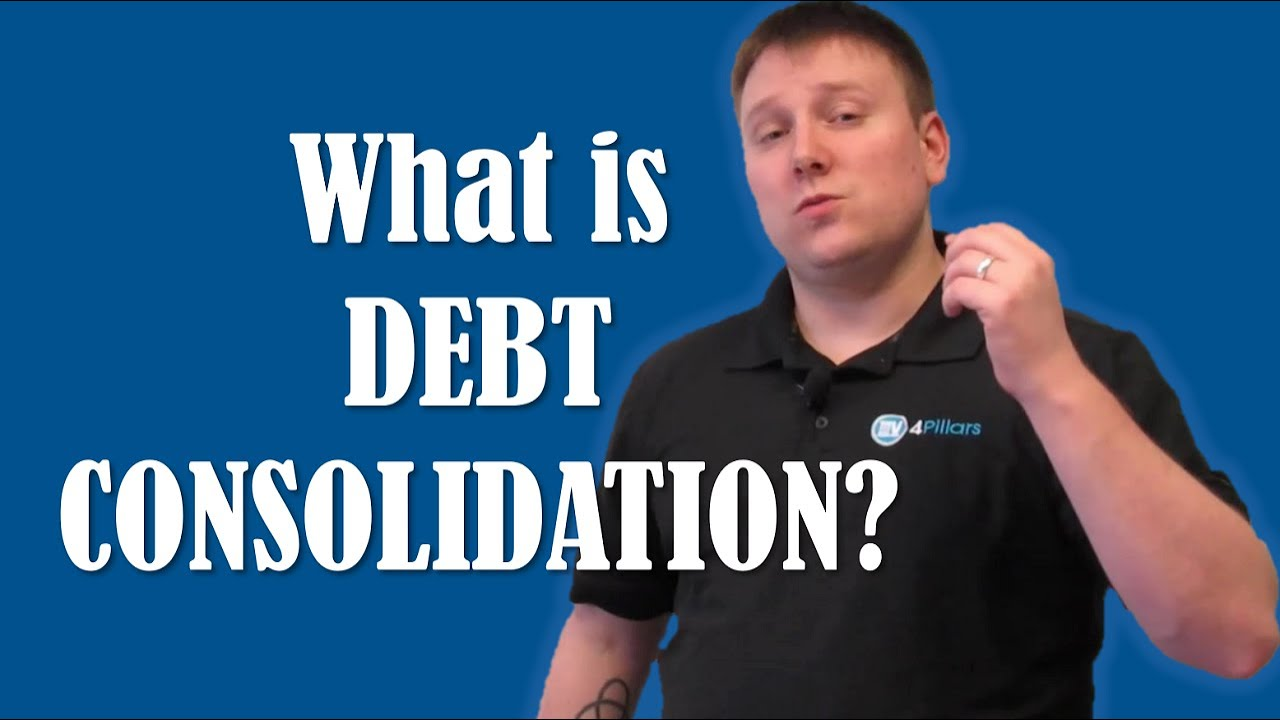 How does Debt Consolidation work? 4 Pillars Halifax - YouTube