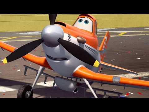 Aviões (Planes) - Novo trailer (2013)