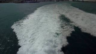 Leaving Tanger on a ferry 2010.MOV