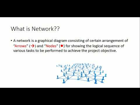 Network Analysis | project management