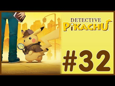 Detective Pikachu -  Man With The Yellow Hat (32)