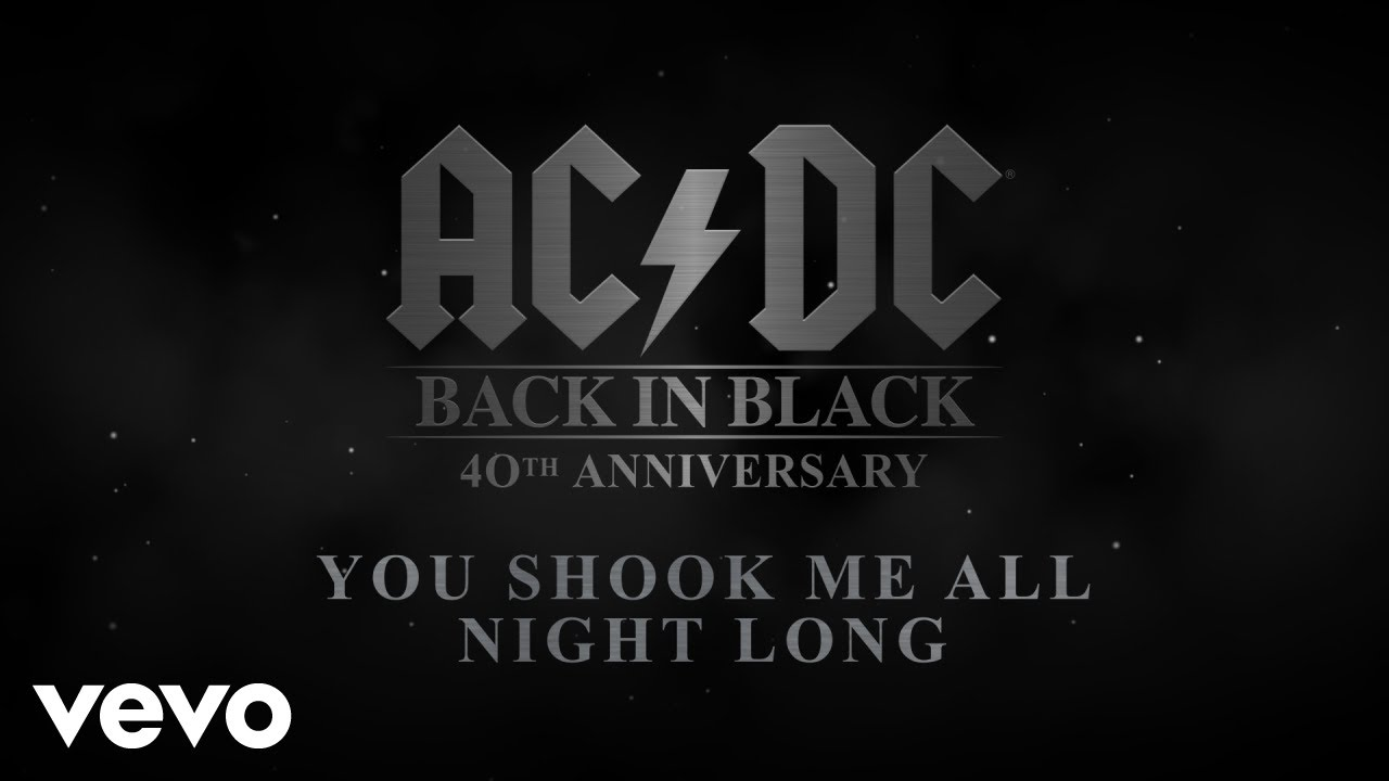 "AC/DC lança série ""The Story Of Back In Black"" no YouTube - A ..."