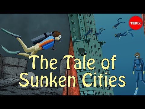 Video image: Real life sunken cities - Peter Campbell