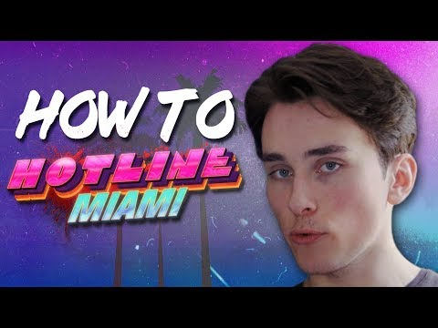 How To - Hotline Miami Inspired Music