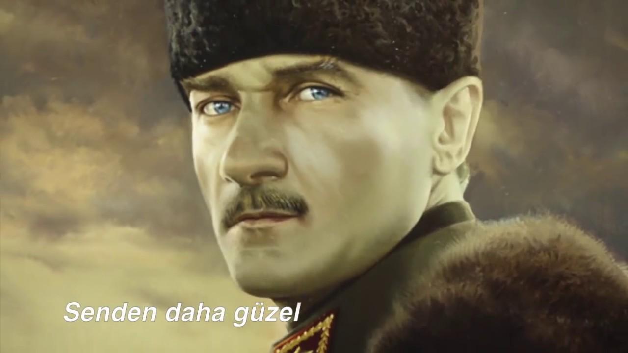 Senden daha guzel...Ataturk Versiyonu