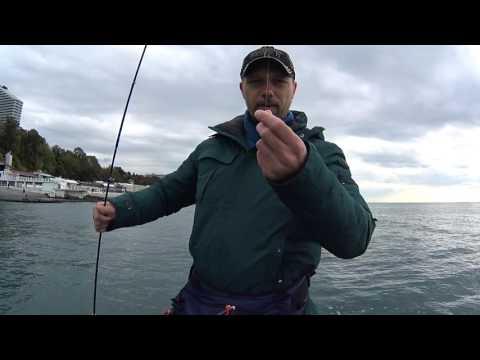 Rockfish 2016 Сочи рассказ о незацепляющейся оснастке   джиг риг Игорь Зинковский