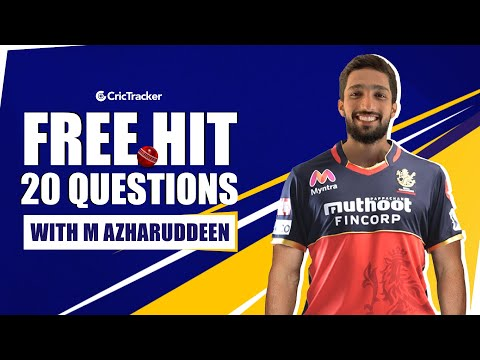 Virat Kohli or AB de Villiers? With Whom You Wanna Bat | 20 Questions With RCB Star Md Azharuddeen