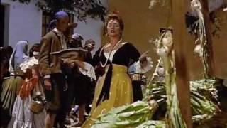 Sara Montiel - Carmen la de Ronda - Una, dos y tres