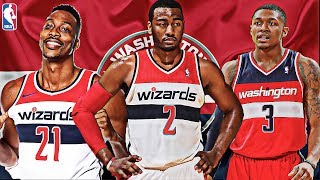 REBUILDING THE 2018-2019 WASHINGTON WIZARDS! ROAD TO CHAMPIONSHIP! NBA 2K18 MY LEAGUE