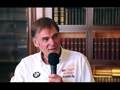 Dick Bennetts: Royal Automobile Club Talk Show in association with Motor Sport