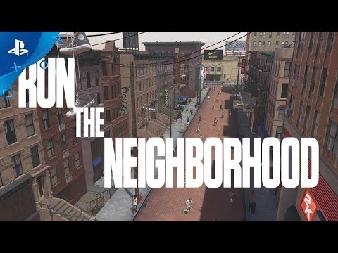 NBA 2K18 – Run the Neighborhood | PS4