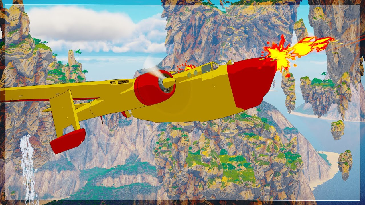 Download TAILSPIN IS INSANLEY FUN | ALL PLANES UNLOCKED & PLAYED ( War Thunder 2021 April Fools)