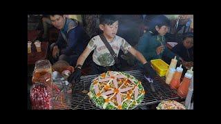 Street Food - Pizza Vietnam - Street Food Videos
