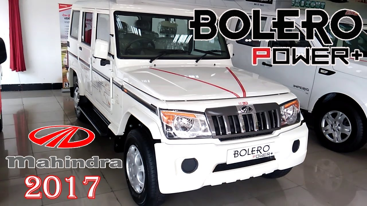 Mahindra Bolero ⭐ Price in India starts at Lakhs on 9 October ⚡ Check out Mahindra Bolero: Mileage, Specifications, Reviews, Performance and Handling, Colours, Braking and Safety at rutor-org.ga (Electronic BrakeForce Distribution), and airbags in top end models can become a big backdrop in coming times/5(94).