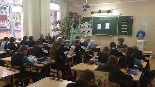 Фрагмент урока, учитель Пронина О.С.