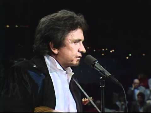 Johnny Cash - Live from Austin, TX 1987