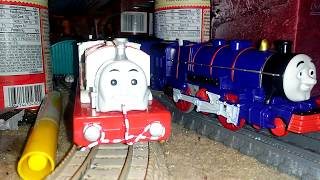 Tomy/Trackmaster T&F Season 4 Episode 3 - Hank and the Hill [ Episode 54 ]