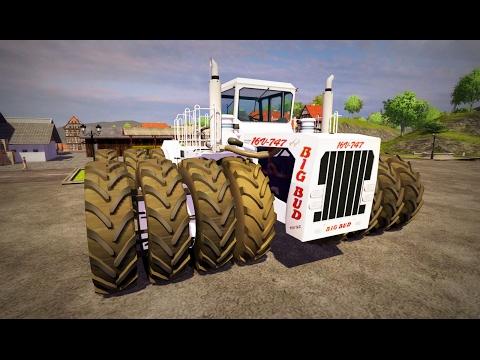 5 Największych Maszyn Rolniczych!