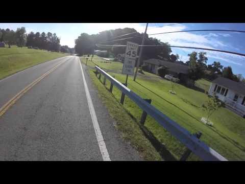Day62-1 (A scenic road near Bristol, VA, the U.S.)