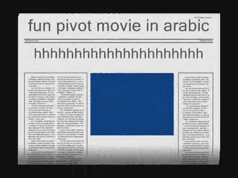 Fun Pivot Maroc Movie (ww2 & Nfs)