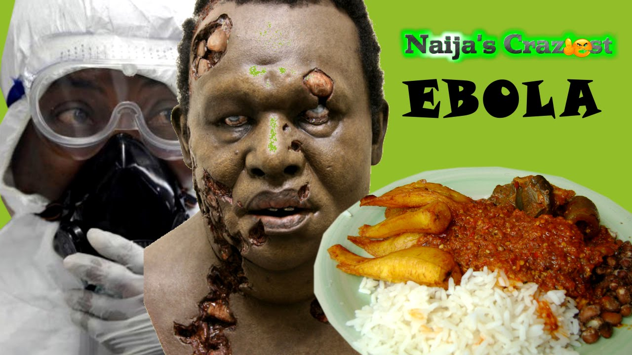 Download Would You Eat From the Same Plate With an Ebola Survivor? - Hilarious