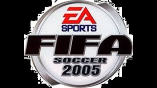 Fifa 2005 Португалия Болгария Криштьяно Рональдо стрим
