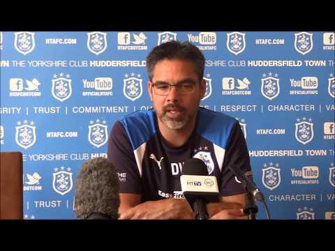 PRESS: David Wagner previews Huddersfield Towns Play-Off final