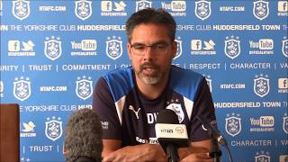 PRESS: David Wagner previews Huddersfield Town's Play-Off final