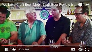 We Love Craft Beer Show - Mohave Red Craft Beer Review from Indian Wells Brewing