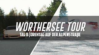 HOLYHALL | WÖRTHERSEE TOUR | TAG 8 | DREHTAG AUF DER ALPENSTRAßE